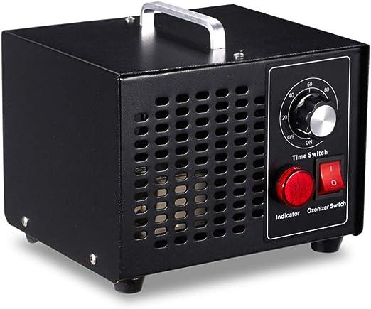 WXS Generador De Ozono 3,500 MG/H Profesional Purificador De Aire O3 Generador De Ozono Comercial Refrigerado por Aire Pesado Purificador De Aire Desodorante Y Aire Esterilizador: Amazon.es: Hogar