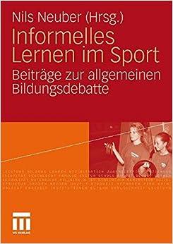 Book Informelles Lernen im Sport