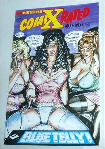 Adult art comic