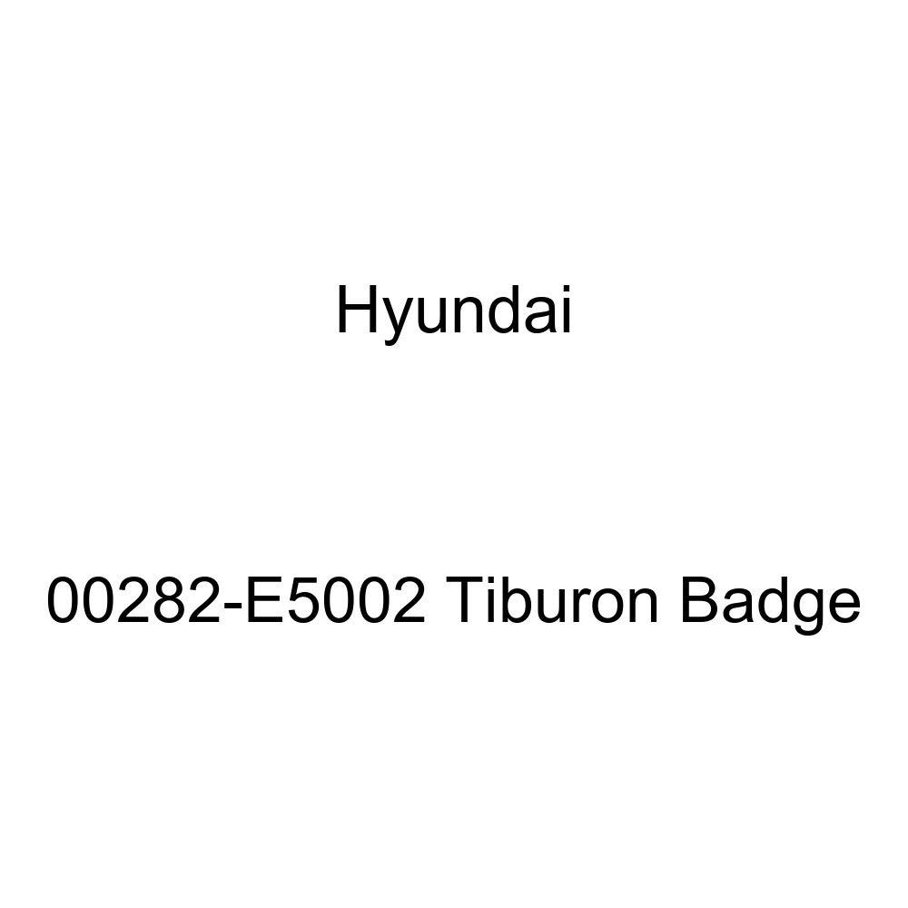 HYUNDAI Genuine 00282-E5002 Tiburon Badge