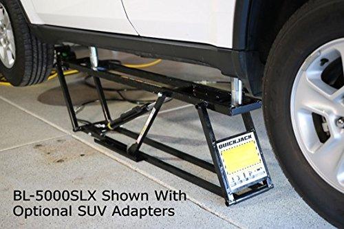 Bl 3500slx By Quickjack 3 500 Lifting Capacity 110 Volt Import