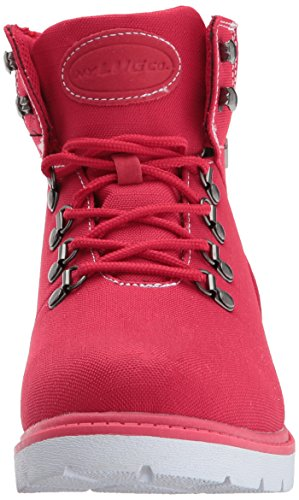 Lugz Womens Grotto Ripstop Fashion Boot Mars Red/White o7LgBAD