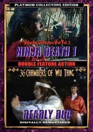 Amazon.com: Ninja Death 1/Deadly Duo by Lo Lio: Movies & TV