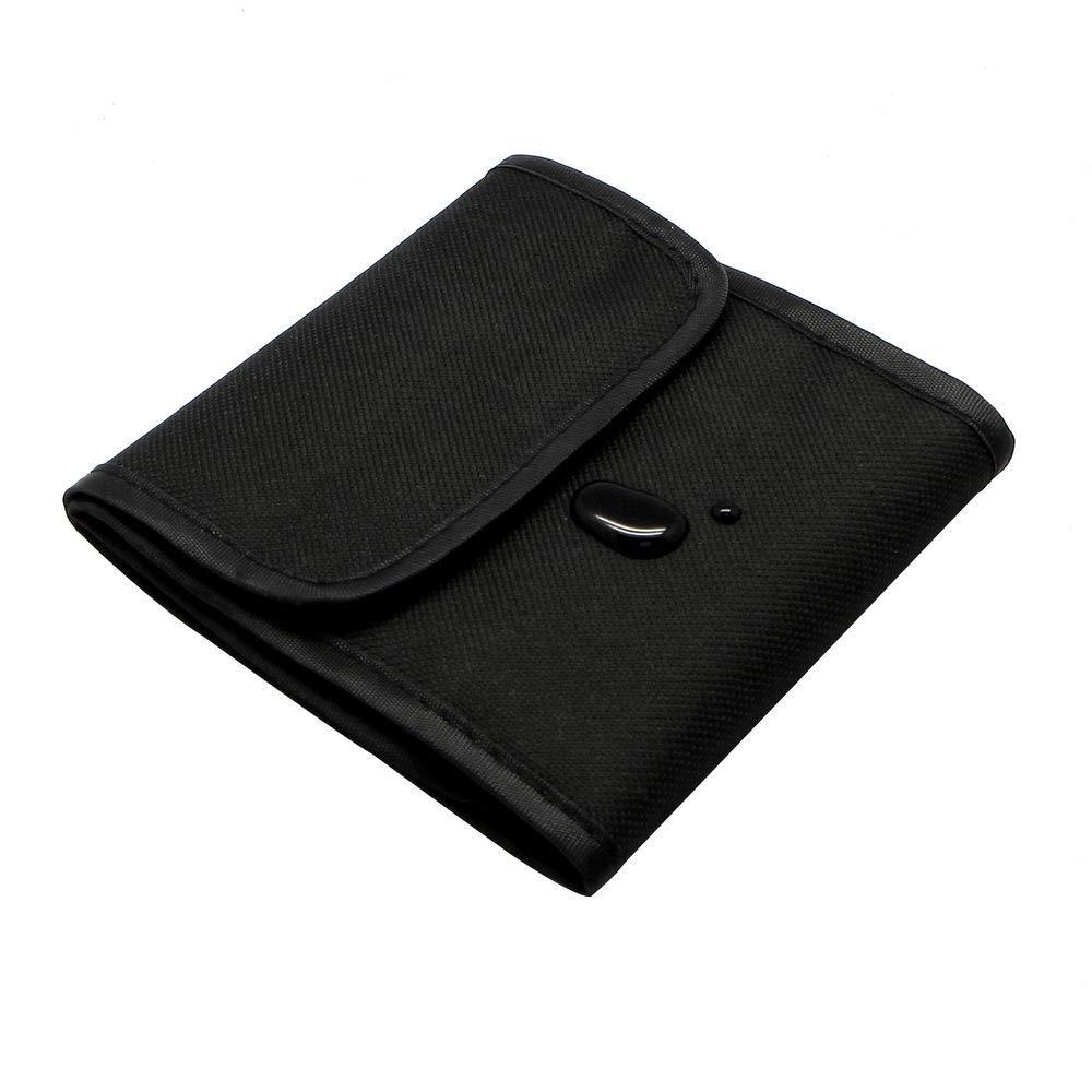 Waterproof Filter Pouch Bag case Cover 3-Slot for UV CPL Gradual Lens Filter Shocks Absorbing Protector for Camera Lens Filter