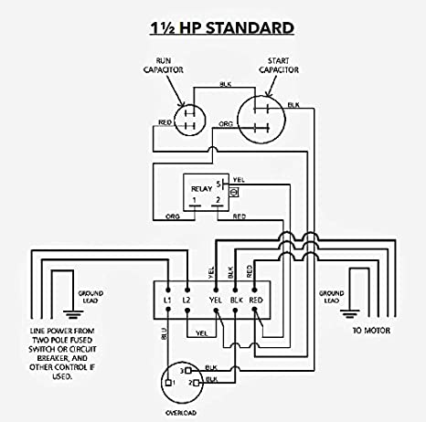 1 5 Hp Baldor Electric Motor Wiring Diagram also Psc Wiring Diagram additionally Wiring Diagram For Reversible Ac Motor together with Century Ac Electric Motor Wiring Diagram besides Autometer Pyrometer Wiring Diagram As Well As Power Factor Meter. on marathon ac motor wiring diagram