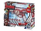 Marvel Iron Man Dart Launcher, Red