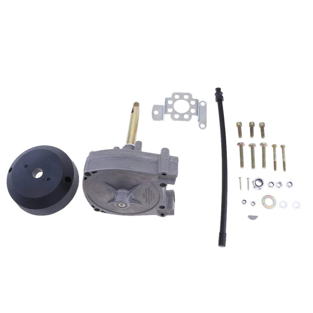 MagiDeal YK7-C Outboard Marine Steering System Helm - Corrosion Resistant