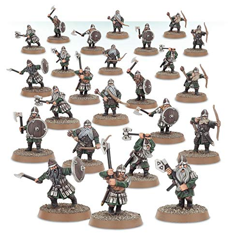 Middle Earth SBG: Dwarf Warriors