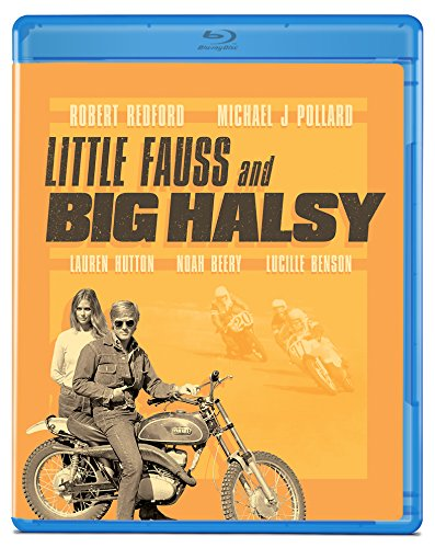 Little Fauss & Big Halsy [Blu-ray]