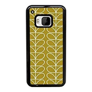 Special Design Cases HTC One M9 Cell Phone Case Black Orla Kiely Wpoed Durable Rubber Cover