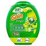 Gain flings! Laundry Detergent Pacs Plus Aroma