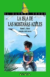 La isla de las montañas azules  - El Duende Verde) par Alonso