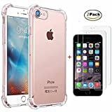 Best Plate Covers For IPhones - iPhone 7 case,iPhone 8 Case,MUTOUREN Clear Cover Case Review