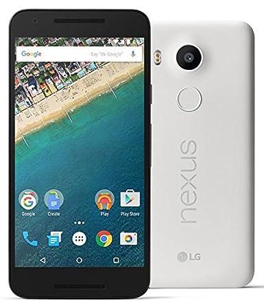 LG Google Nexus 5X H790 32GB Unlocked GSM & CDMA 4G LTE Android Phone w/  12 3MP Camera - Quartz