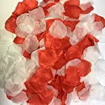 Packozy-2000pcs-Artificial-Silk-Rose-Petals-19-x-18-inch-for-Wedding-Party-Home-Decoration-White