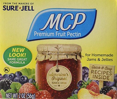 Sure Jell Preimum Fruit Pectin (16oz Jars, Pack of ()