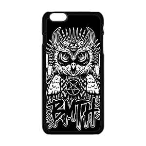King owl BMTH Cell Phone Case for iPhone plus 6