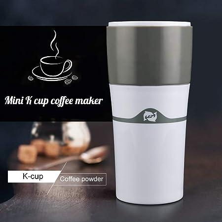 AQANATURE - Cafetera portátil para café, cafetera francesa ...
