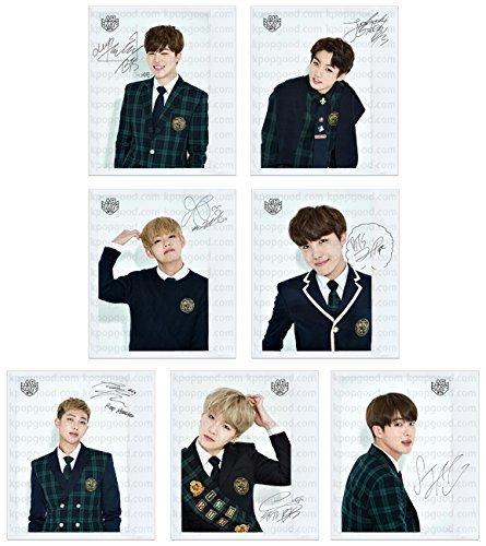 BTS bangtan boys fancafe 3rd army room photo set ver.1