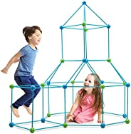 Obuby Kids Construction Fort Building Kit 85/120 Pieces Ultimate Forts Builder Gift Build Making Kits Toys for