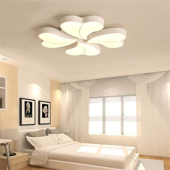 XQY Inicio Dormitorio Luz de techo, individualidad creativa ...