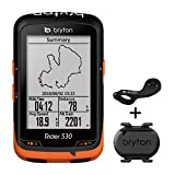 Cheap Bryton Rider 530 GPS Cycling Computer (2.6″ display, 530C – With Smart Cadence + F-Mount)