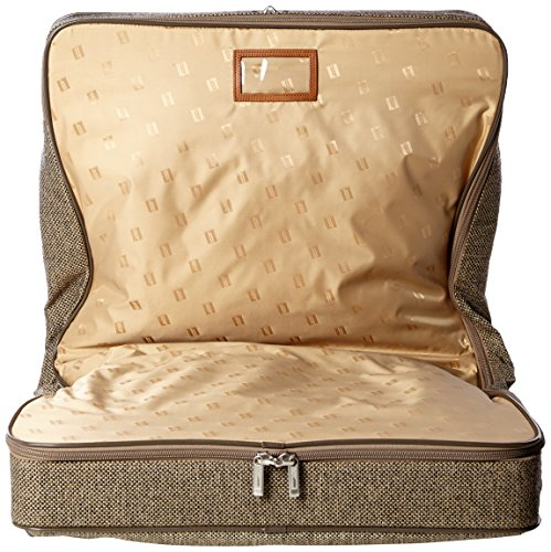 Hartmann Tweed Collection Garment Bag, Natural Tweed, One Size by Hartmann