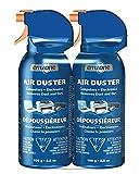 Moneysworth & Best Emzone Air Duster (Aerosol) Mini Double Pack