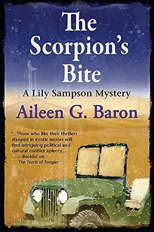 book cover of Scorpion\'s Bite