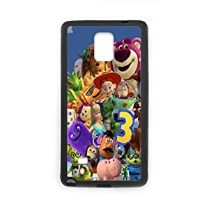 Personalised Phone case Toy Story For Samsung Galaxy Note 4 N9100 S1T3612