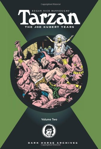 Tarzan: The Joe Kubert Years Volume 2 (v. 2) pdf