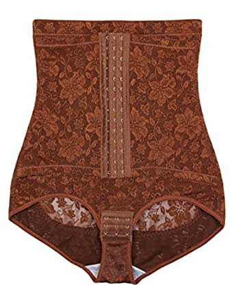 a9808d113e05 Image Unavailable. Image not available for. Color: ShaperQueen 1015 Women  Best Waist Cincher Girdle Belly Trainer Corset Body Shapewear (XS ...