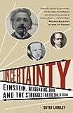 Uncertainty, David Lindley, 1400079969