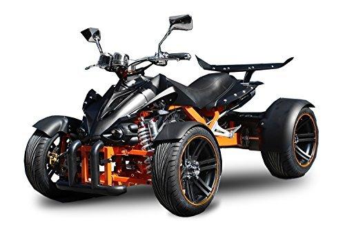 AUFGEBAUT Spy 350cc Racing Quad 14