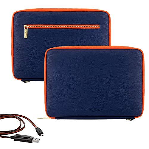 Vangoddy Irista Compact Leather Midnight product image