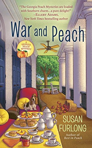 book cover of War and Peach