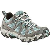 Oboz Women's Luna Low Hiking Shoe,Mineral Blue,9.5 M US