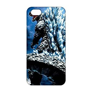 Angl 3D Case Cover Godzilla Phone Case for iPhone 5s
