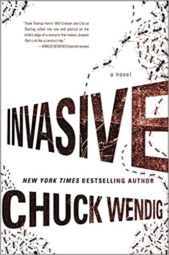 Book Invasive: A Novel