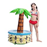"39"" Inflatable Palm Tree Cooler, Beach Theme"