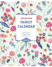 Polestar Family Calendar 2022: Organize - Coordinate - Simplify
