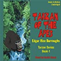 Tarzan Of The Apes: Tarzan Series, 1 Audiobook by Edgar Rice Burroughs Narrated by David Sharp