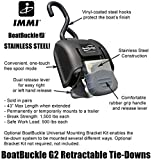 BoatBuckle G2 Stainless Steel Retractable Transom