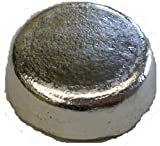 RotoMetals Indium Ingot 99.99% Pure 1/4 Pound / 4oz