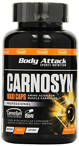 Body Attack Carnosyn 120 Kapseln, 1er Pack (1 x 0.164 kg)