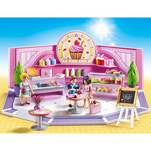 PLAYMOBIL® Cupcake Shop Building Set 70%OFF - laartlab.org
