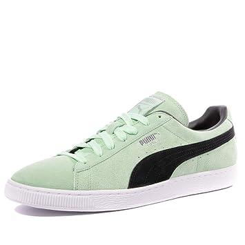 a9a19b01e5670c Puma Suede Classic Leder Herren Sneakers Schuhe  Amazon.de  Sport ...