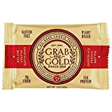 Grab The Gold Energy Snack Bars, Box of 12 Bars (chocolate peanut butter) For Sale