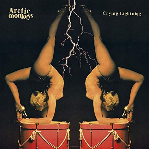Vinilo : Arctic Monkeys - Crying Lightning (7 Inch Single)