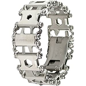 LEATHERMAN Tread Bracelet, The Original Travel Friendly Wearable Multitool